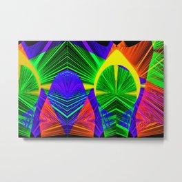 Colorandblack series 504 Metal Print