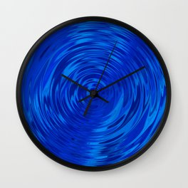 Rippling Water Wall Clock