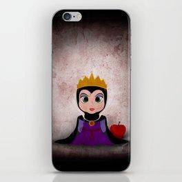 Villain Kids, Series 1 - Evil Queen iPhone Skin