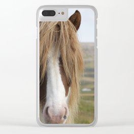 On the Fjords Clear iPhone Case