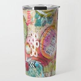 Art Pops - Pink Travel Mug