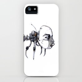 idiotfish iPhone Case