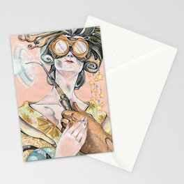 Welder Oiran Stationery Cards