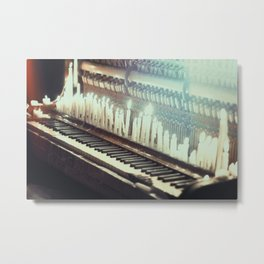 The sounds of ghosts Metal Print