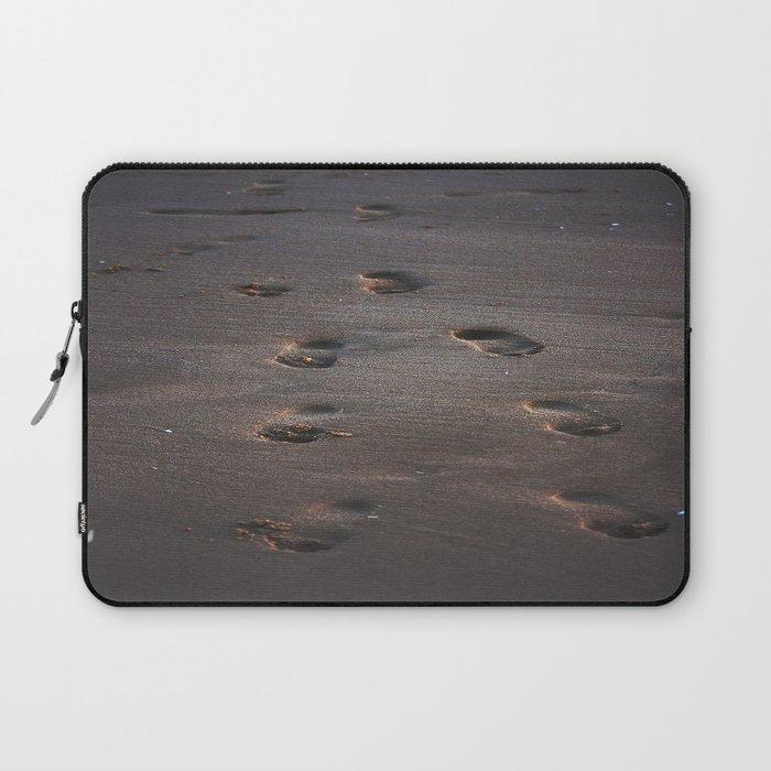 Burn In the Sand Laptop Sleeve