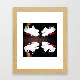 Lovers Choice Framed Art Print