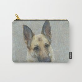 Unconditional Love Holly German Shepard Carry-All Pouch