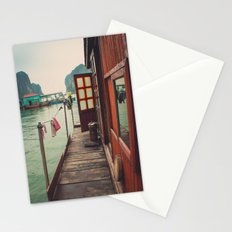 Fisherman's Backyard Stationery Cards