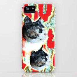 Cuca the Cat iPhone Case