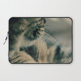 Whisker Whispers Laptop Sleeve