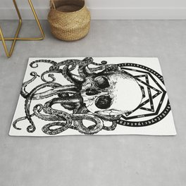 Pieces of Cthulhu Rug