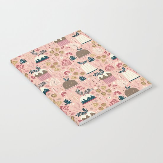 Holiday Delights Notebook