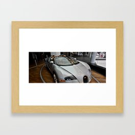 The Veyron, Berlin Framed Art Print