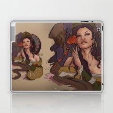 Beauty and the Beast Flat Art Laptop & iPad Skin