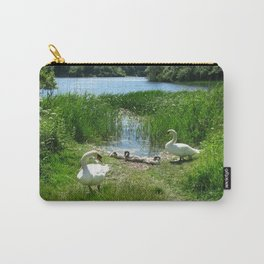 Bosherston Lily Ponds.Pembrokeshire.Wales. Carry-All Pouch