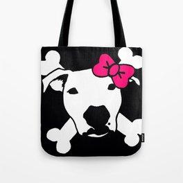 Lita Crossbones Tote Bag