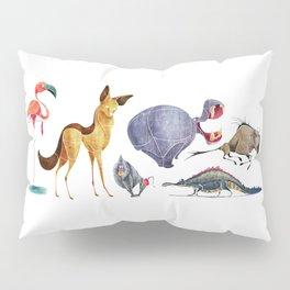 African animals 3 Pillow Sham