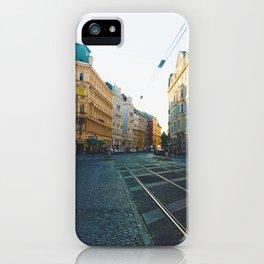 Vienna Street iPhone Case