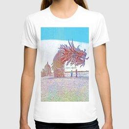 Anza - Borrego Desert Sea Dragon T-shirt