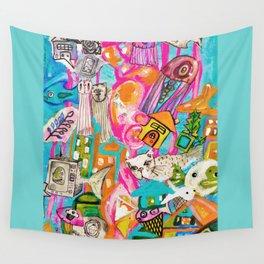 Emotion Ocean 1 Wall Tapestry