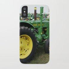 Sea of Green iPhone X Slim Case