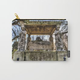 Kensal Green Cemetery London Carry-All Pouch