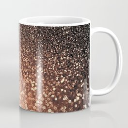 Tortilla brown Glitter effect - Sparkle and Glamour Coffee Mug