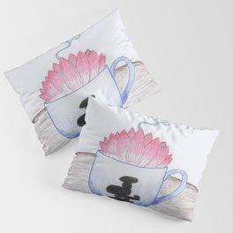 Zen Tea Pillow Sham