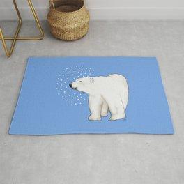 Polar Bear #8 Rug