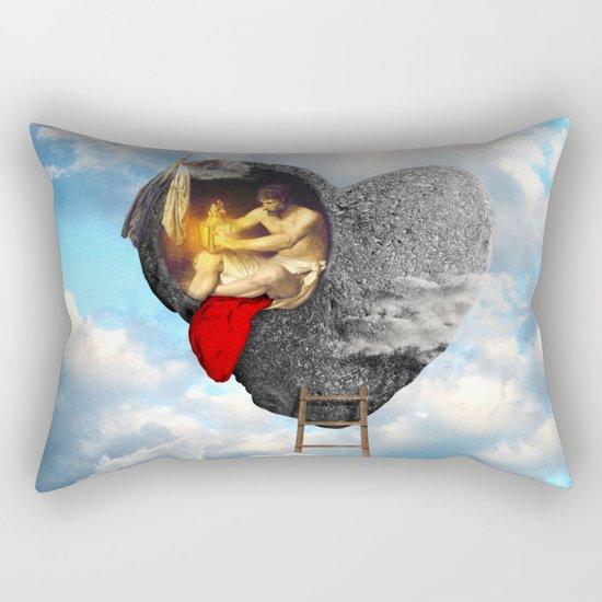 Inner Sanctum Rectangular Pillow