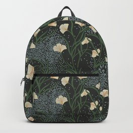 Lily Floral Backpack