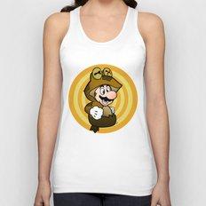 All Glory to the Mario Bros! Unisex Tank Top
