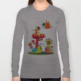 Critter Romance Long Sleeve T-shirt