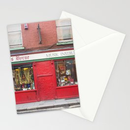 Music Instrument Store in Dublin Stationery Cards