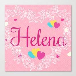 *Helena * Canvas Print
