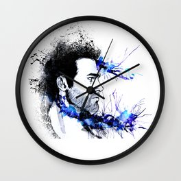 Derek Hale Wall Clock