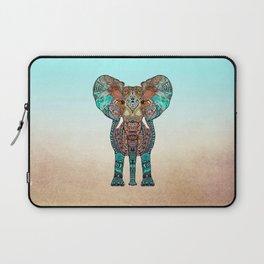 BOHO SUMMER ELEPHANT Laptop Sleeve