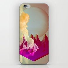 Castello Volante iPhone Skin