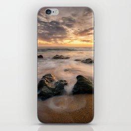 Kinnagoe Bay   Ireland  (RR80) iPhone Skin