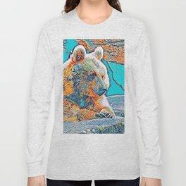 AnimalMix_Bear_001_by_JAMColors Long Sleeve T-shirt