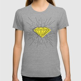 Shiny diamond T-shirt