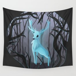 Ghosts Wall Tapestry