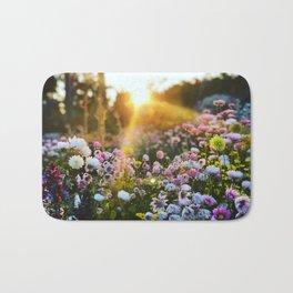 Magical Wildflowers Bath Mat