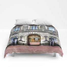 Buckingham Palace London Comforters