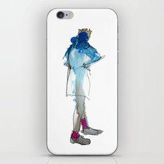 Kings Socks + Charing X iPhone & iPod Skin