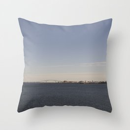 Bahamas Cruise Series 10 Throw Pillow