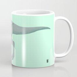 Pigeon-saurus Coffee Mug