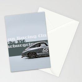 356 at Nurburgring Stationery Cards
