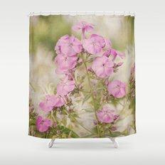 Summer Happy Shower Curtain