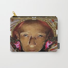 Las Vegas Baby Pop Art Carry-All Pouch